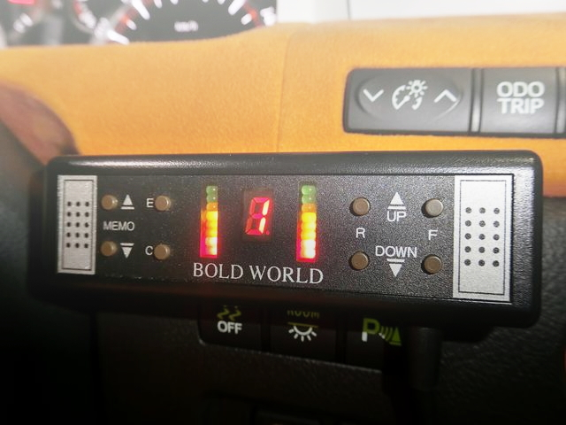 BOLD WORLD AIR-SUS CONTROLLER