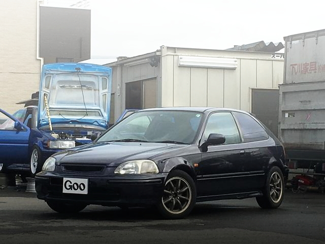 FRONT EXTERIOR EK4 CIVIC SiR