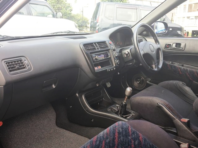INTERIOR EK4 CIVIC SiR