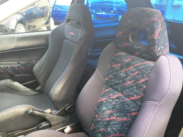 INTERIOR SEAT EK4 CIVIC SiR