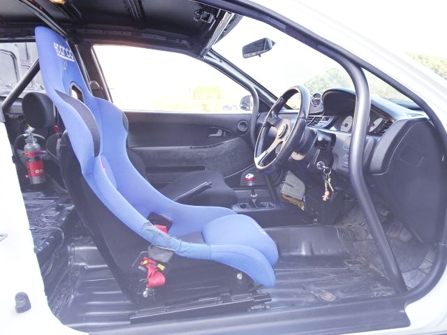 INTERIOR STEERING BUCKET SEAT