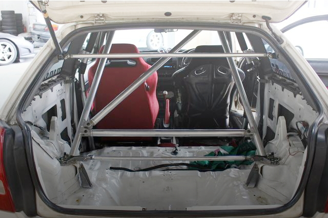 INTERIOR ROLL BAR FOR EK9 CIVIC TYPE-R