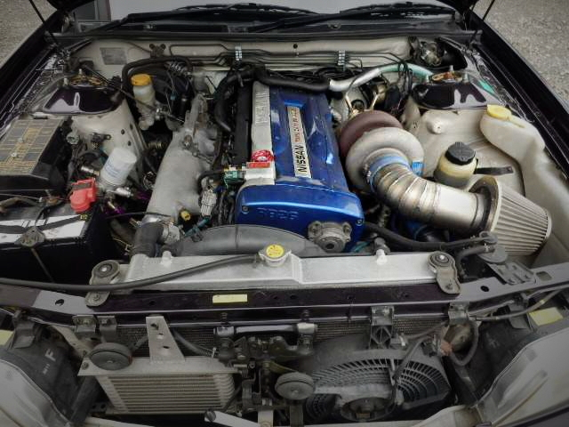 RB26 KAI 2800cc ENGINE