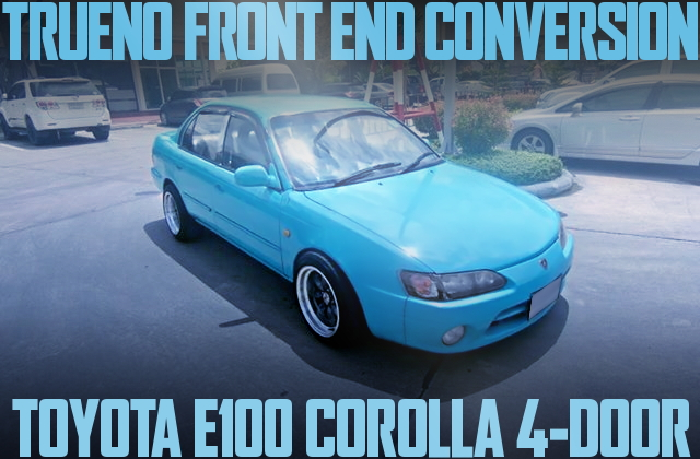 TRUENO FACE FOR E100 COROLLA SEDAN