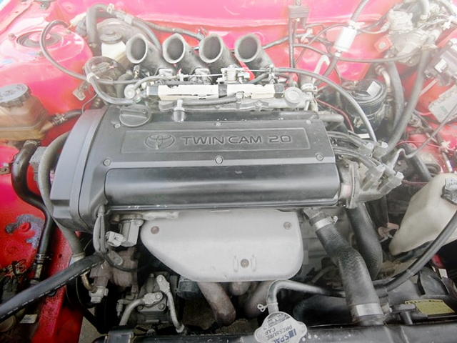 20-VALVE 4A-GE ENGINE