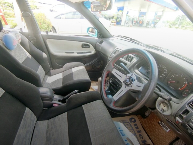INTERIOR STEERING E100 COROLLA 4-DOOR SEDAN