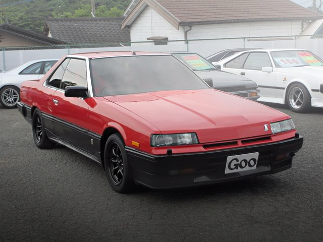 FRONT EXTERIOR DR30 SKYLINE RS TURBO