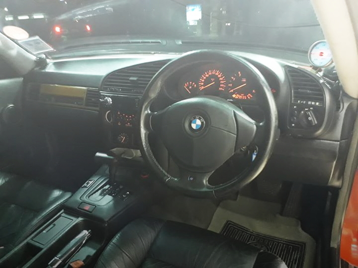 INTERIOR E36 BMW 3-SERIES