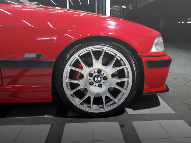 E36 BMW ALUMINIUM WHEEL