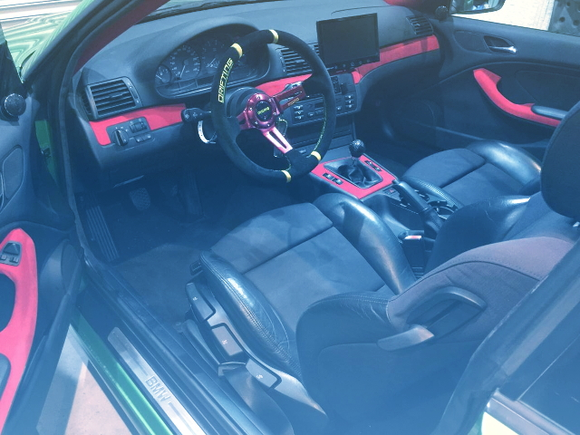 INTERIOR STEERING FOR E46 BMW 318Ci