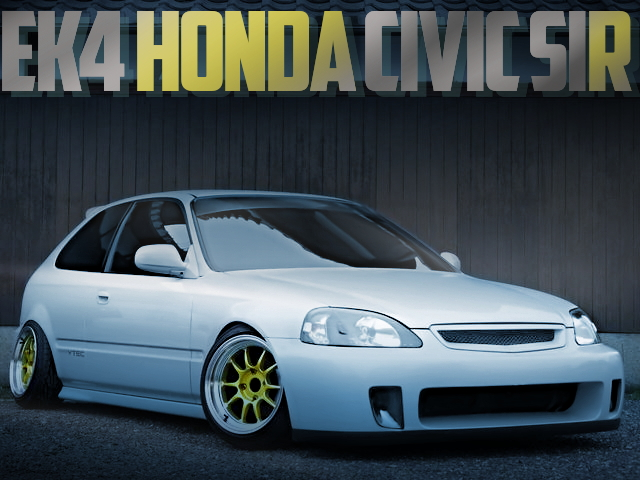 STANCE CAMBER EK4 CIVIC SiR