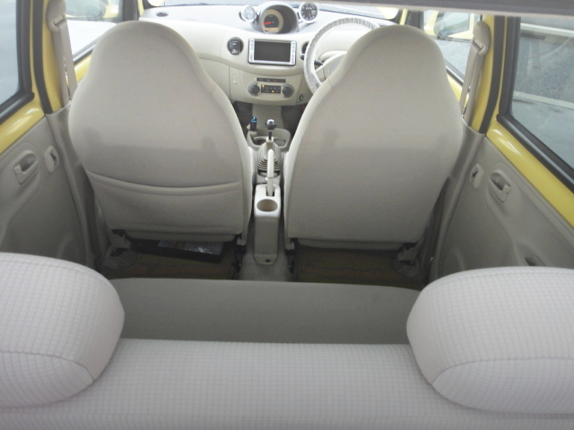 REAR SEAT FOR L245S ESSE