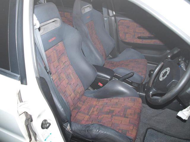 INTERIOR RECARO SEAT EVO4