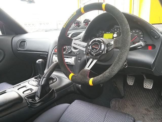 INTERIOR STEERING RX-7