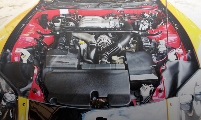 13B-REW ROTARY ENGINE FOR VEILSIDE FORTUNE RX-7