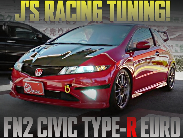 JS RACING FN2 CIVIC TYPE-R EURO