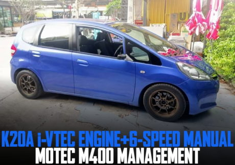 FRONT SIDE GE HONDA JAZZ(FIT)
