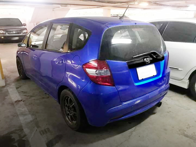 REAR EXTERIOR GE HONDA JAZZ (FIT)