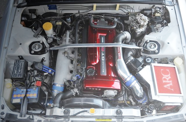 RB26 GT2530 TWIN TURBO ENGINE