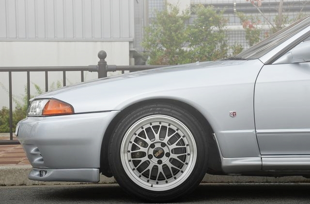 FRONT BBS WHEEL FOR R32 GT-R