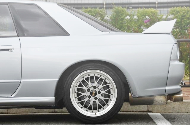 REAR BBS WHEEL FOR R32 GT-R