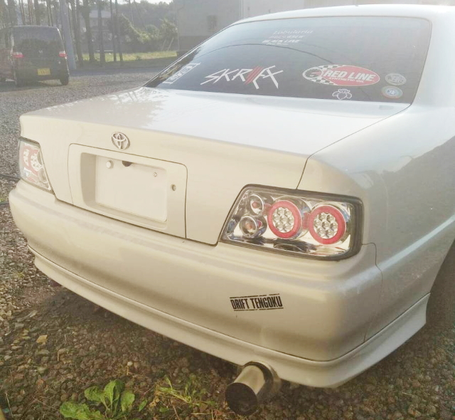 REAR EXTERIOR TAIL LAMP GX100 CHASER