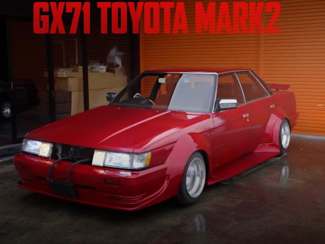 GX71 MARK2 WORKSBODY