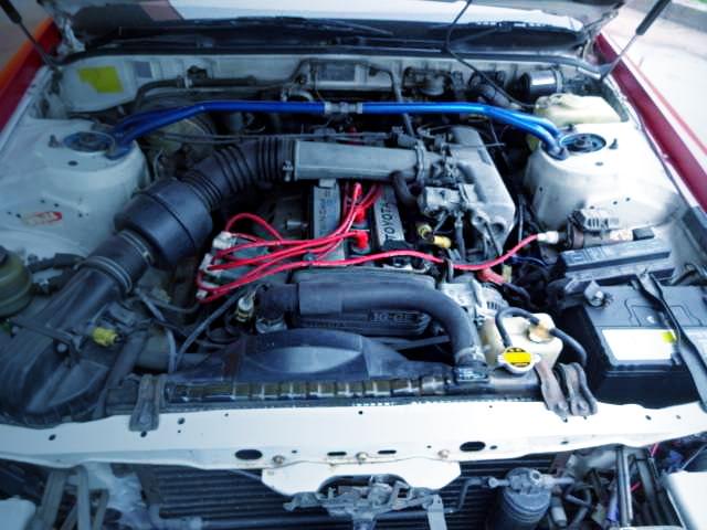1G-GE TWINCAM-24 ENGINE