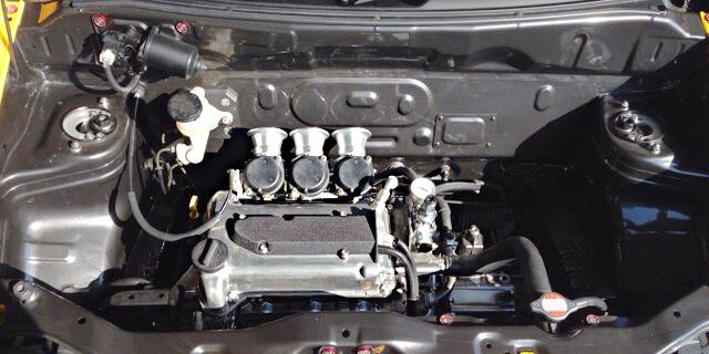 K6A TWINCAM NATURAL ENGINE CARBURETOR