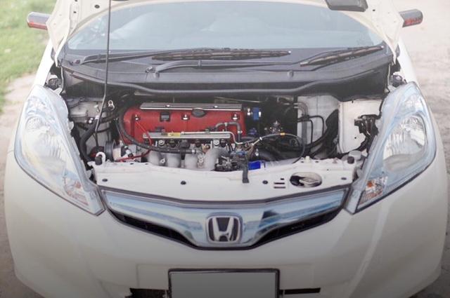 K20A i-VTEC ENGINE FOR GE JAZZ (FIT)