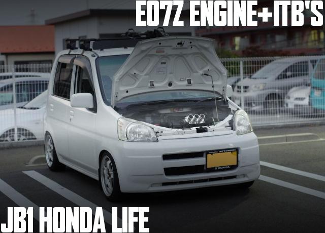 E07Z MTREC JB1 HONDA LIFE