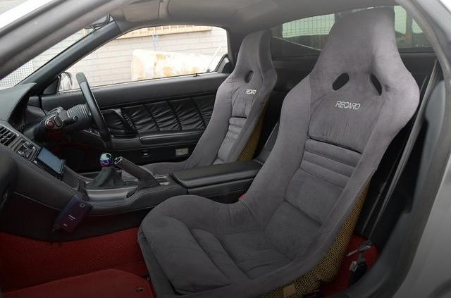 INTERIOR RECARO FULL BUCKET SEAT NA1 NSX