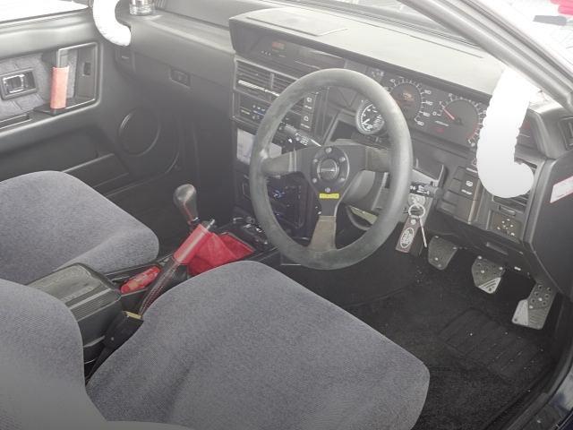 INTERIOR R31 SKYLINE GTS-R