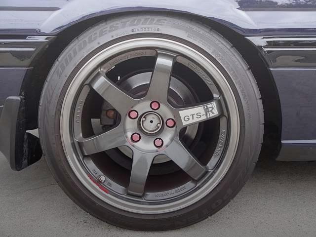 TE37SL WHEEL FOR R31 SKYLINE GTS-R