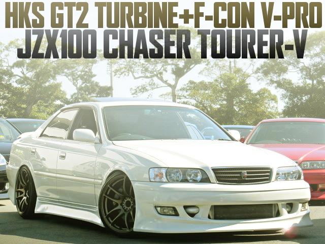 GT2 TURBINE JZX100 CHASER TOURER-V