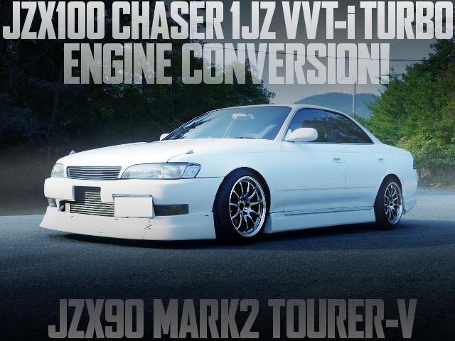 VVTi 1JZ SWAP JZX90 MARK2