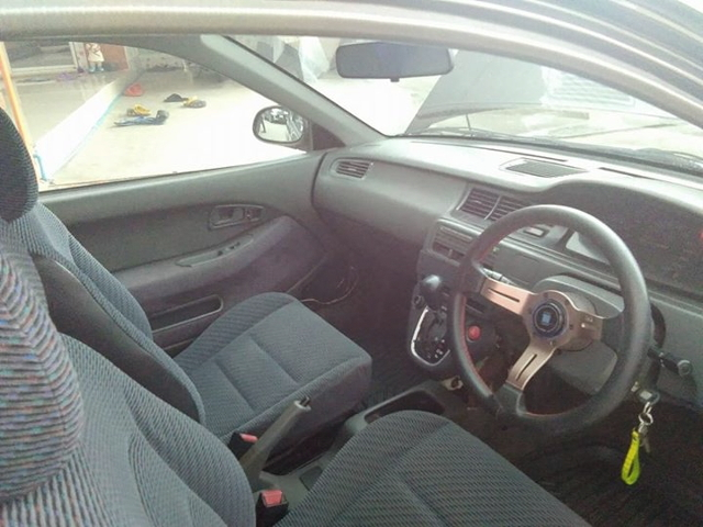 INTERIOR DASHBOARD EG CIVIC