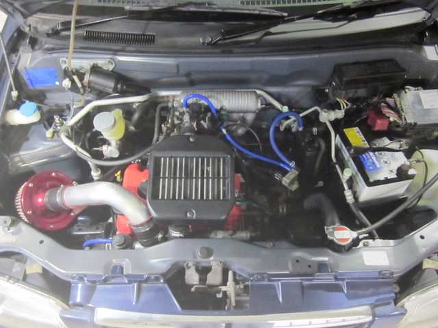 K6A TWINCAM TURBO ENGINE