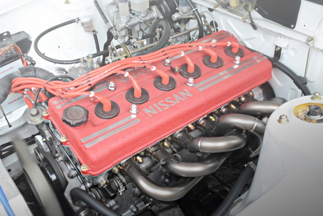 NISSAN S20 DOHC STRAIGHT-SIX ENGINE