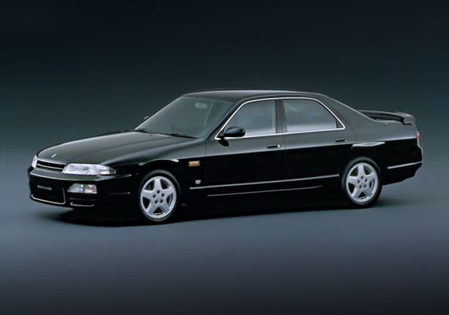 KOUKI ECR33 SKYLINE 4-DOOR