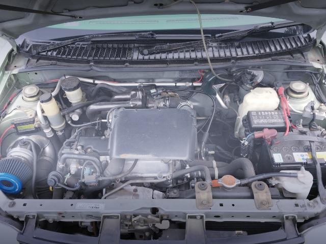 EF-DET TURBO ENGINE