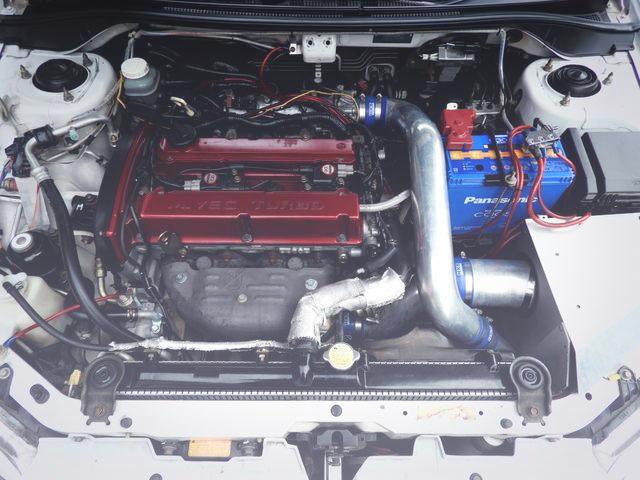 4G63 MIVEC ENGINE