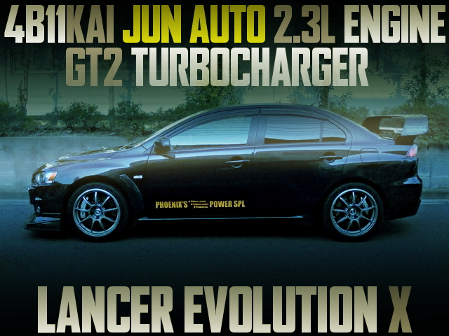 2300cc GT2 TURBINE CZ4A LANCER EVOLUTION 10