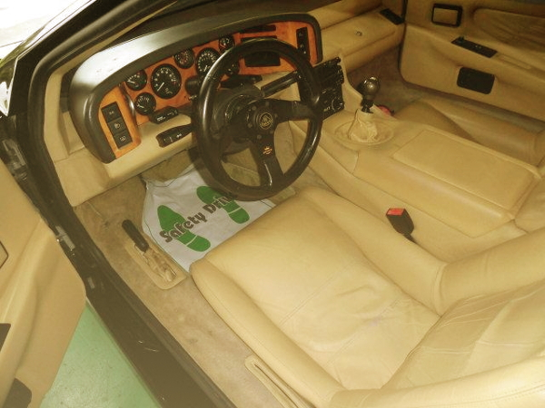 INTERIOR LOTUS ESPRIT SE