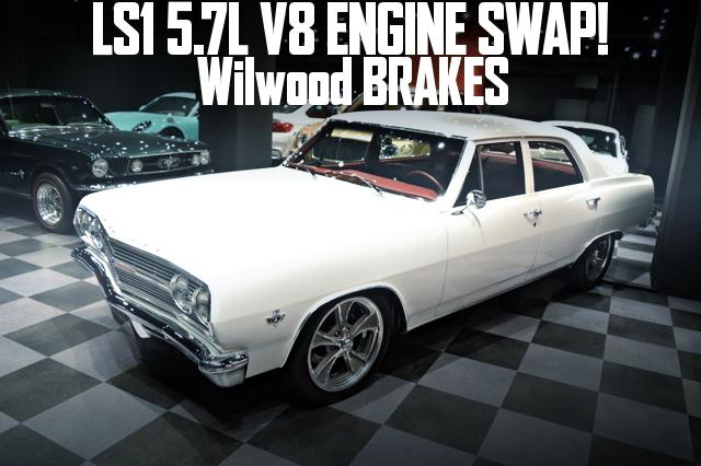 LS1 V8 SWAP CHEVROLET CHEVELLE malibu