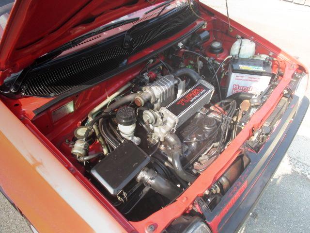 550cc TURBO ENGINE MIRA TR-XX