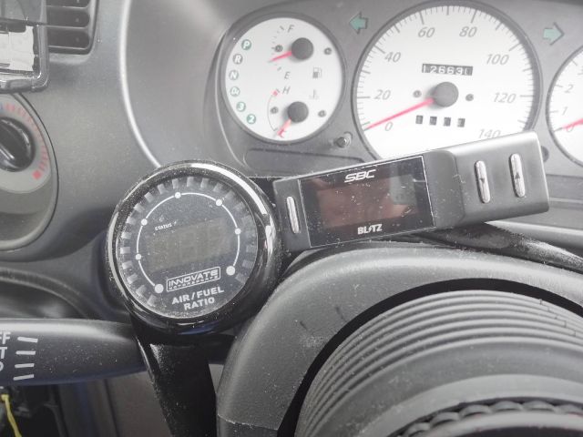 INTERIOR SPEED METER L710V MIRA