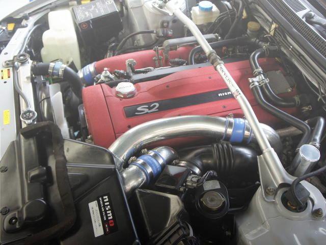 NISMO S2 MODEL RB26 ENGINE