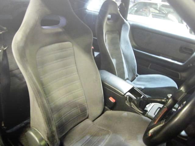 INTERIOR R33GTR SEAT