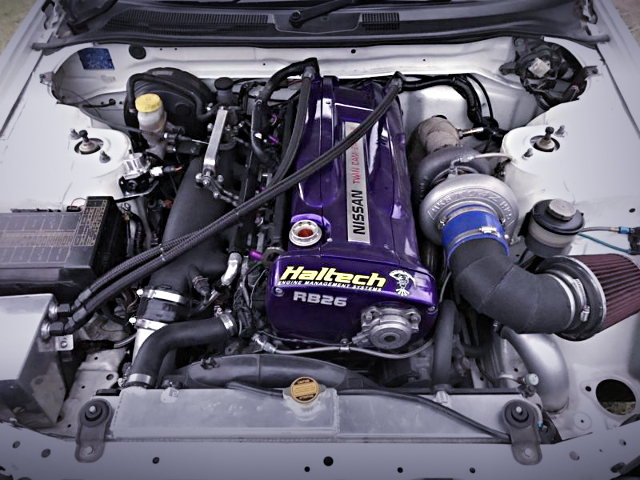 RB26-HEAD RB30-BLOCK ENGINE
